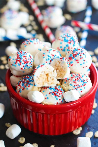 Top Fourth of July Party Treats