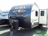 2019 Puma 25RKSS