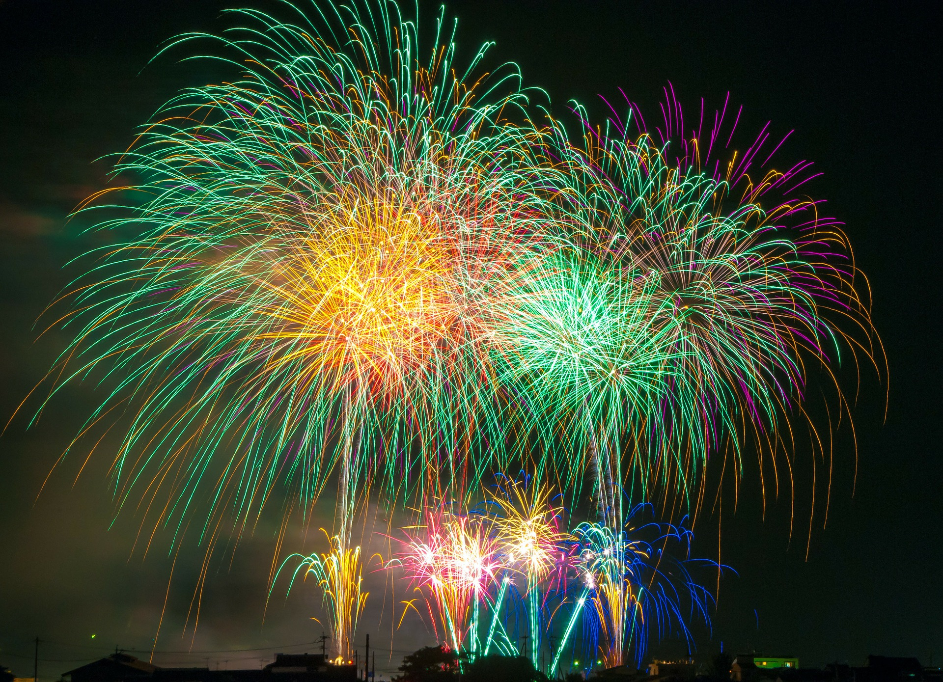 Best Spots to Watch Fireworks in Nevada