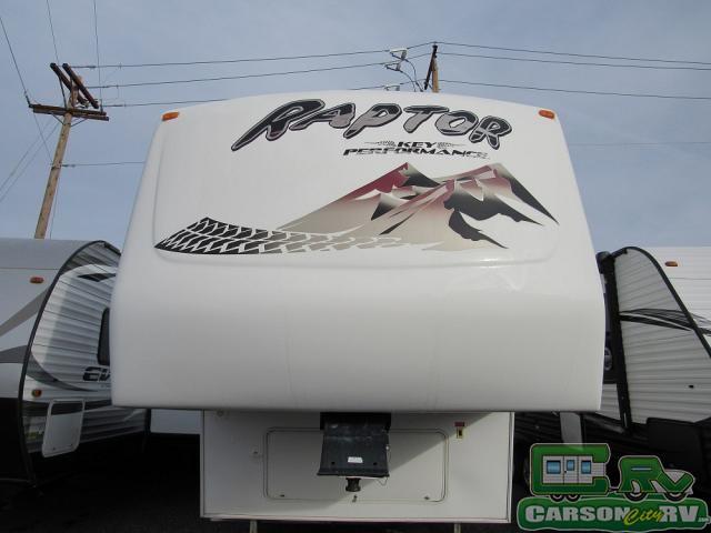 2007 Raptor 3712 TS