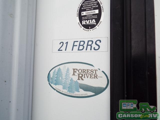2015 Micro Lite 21FBRS