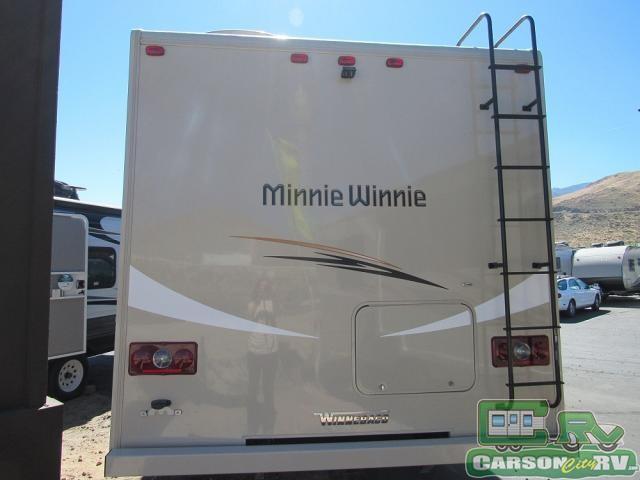 2018 Minnie Winnie 22R