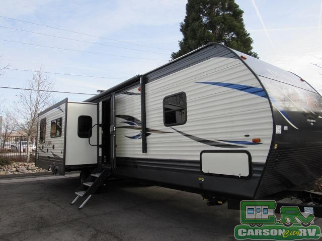 Light Travel Trailers With Big Slide Outs