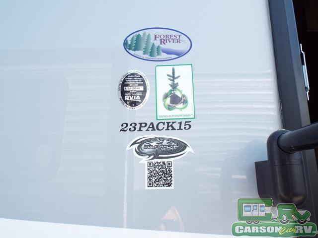 2019 Cherokee Wolf Pack 23pack