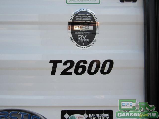 2019 EVO T2600