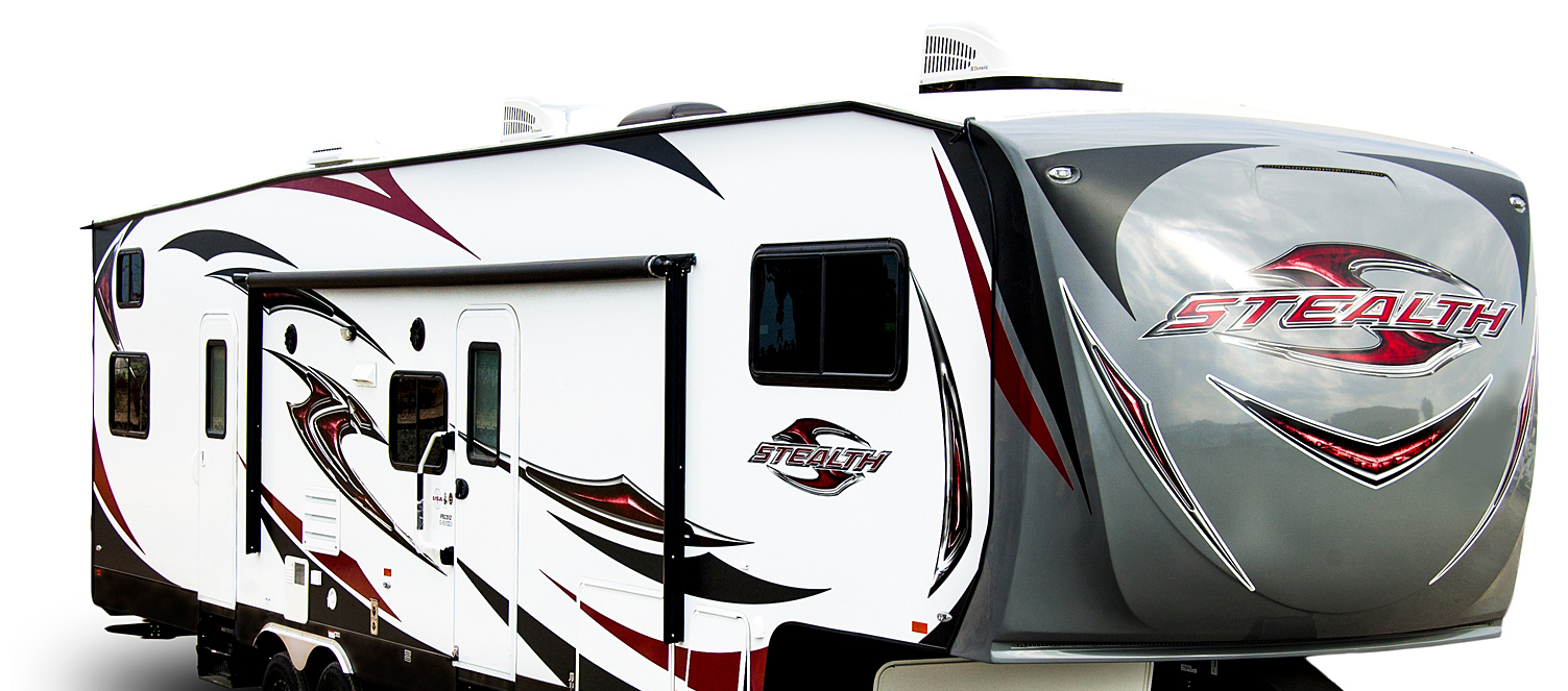 Forest River Stealth Carson City RV